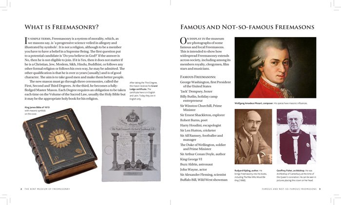 The Kent Museum of Freemasonry - Scala Arts & Heritage Publishers Ltd